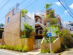 目黒区洗足 「『小鳥が集まる森』そんな夢を描いた集合住宅。」マンション 賃貸:ハコマルシェ