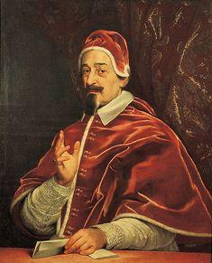 Pope Alexander VII, ca. 1665 (Giovanni Battista Gaulli, il Baciccio) (1639-1709) Location TBD