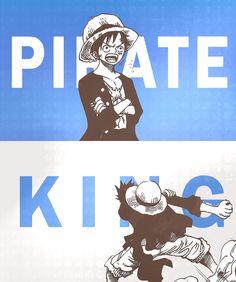 Pirate King - Luffy