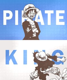 Pirate King - Luffy