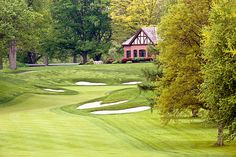 Oak Hill Country Club Golf Course Rochester NY