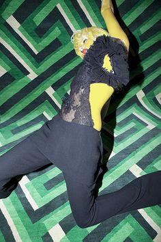 Credit: Viviane Sassen Twister, 2011, for Pop Magazine