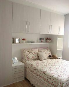 """1,845 curtidas, 99 comentários - Meu Mini Apê (@meuminiape) no Instagram: """"Boa tarde! Você tem quarto pequeno e precisa de muitos armários? Uma solução para tornar isto…"""""""