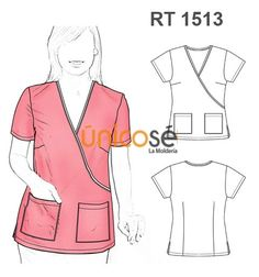 Scrubs and other uniforms Scrubs Uniform, Maid Uniform, Dress Patterns, Sewing Patterns, Scrubs Pattern, Red White And Boom, Restaurant Uniforms, Learn To Sew, Custom Clothes