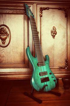 Agile 10 string guitar