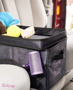 """Need some Pet Storage options?  Our Flip Top Organizing Bin is perfect for those """"fur babies"""" in your life!"""
