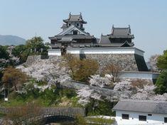 福知山城 Fukuchiyama castle