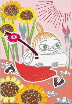 Little My Moomin, Moomin Wallpaper, Moomin Valley, Cartoon Photo, Tove Jansson, Tweety, Babyshower, Mandala, Deco