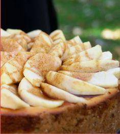 Pouding aux #pommes #dessert #automne