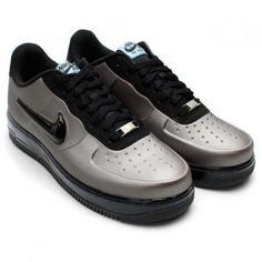 NIKE AIR FORCE 1 FORMPOSITE PRO LOW PEWTER/PEWTER #sneaker
