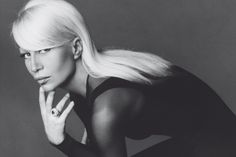 Donatella Versace to Release a Book on Her Family Brand