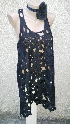 Очень красивая блуза, туника,платье кружевное Ocean Club, цена - 345,00 грн, купить по доступной цене | Украина - Шафа