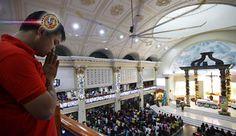 Filipinas: Igreja católica atingida por explosão de granada na véspera de Natal
