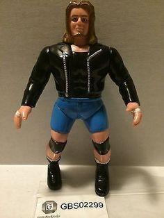 (TAS030836) - WWE WWF WCW NWO LJN Wrestling OSFTM Action Figure - Raven