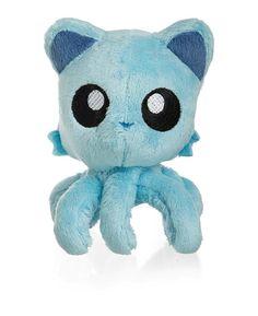 ThinkGeek :: Mini Tentacle Kitty Plush