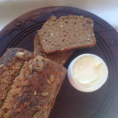 Mary Jo's Seedy Brown Soda Bread