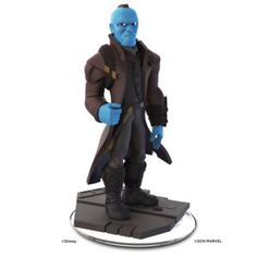 Yondu Figure - Disney Infinity: Marvel Super Heroes (2.0 Edition) | Marvel ShopYondu Figure - Disney Infinity: Marvel Super Heroes (2.0 Edition) - Take out villains with direction-shifting Yaka arrows and super jumps. Enlist the founding member of the original Guardians of the Galaxy team for your own Marvel Super Heroes adventures. A Disney Infinity game figure.