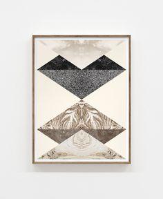 Triangles by Kristina Krogh