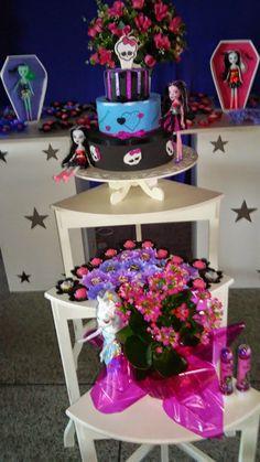 Festa Infantil- Monster High