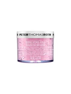 5 beauty picks we're obsessing over: Peter Thomas Roth's Rose Stem Cell Bio-Repair Gel Mask is proof that masks have evolved from an indulgence to a truly effective treatment