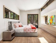 Butterfly House by sage modern, R&B Bed Design, Modern Bedroom, Home, Bedroom Sitting Room, Bedroom Interior, Bedroom Design, Interior Design Bedroom, Method Homes, Interior Design