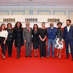 """Apresentação do musical """"Eusébio, um hino ao futebol"""". Não perca de 6 a 17 de Abril no Coliseu de Lisboa e de 13 a 15 de maio no coliseu do Porto.  #Eusébio #artEUSEBIOheart #Musical"""
