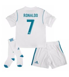 Real Madrid Home Mini Kit with Bale 11 printing: Real Madrid Home Mini Kit with Bale 11 printing with Bale 11 printing Real Madrid Cristiano Ronaldo, Cristiano Ronaldo Juventus, Real Madrid Gareth Bale, Bale 11, Bath N Body Works, Toni Kroos, Cheap Online Shopping, Kits For Kids, Fifa