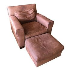 comfy chair and ottoman reupholster dining room chairs 118 best overstuffed images in 2019 diy ideas for image of ralph lauren leather