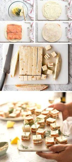 Если вам надоели ежегодные нарезки и тарталетки, попробуйте эти оригинальные и вкусные способы сделать праздничный стол разнообразнее!