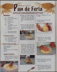 Pan de Feria parte 1 de 2
