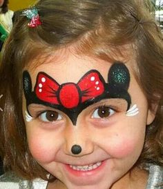 face painting ideas for kids mais - Halloween Face Painting For Girls