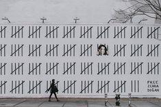 Banksy in New York City