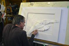 WTB — Las espectaculares esculturas de papel deCalvin...