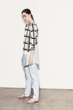 Thakoon Addition Resort 2014 Collection Slideshow on Style.com