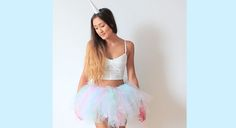 group halloween costumes for teens tutus ideas halloween costumes for teens diy disney cute halloween costumes for teens simple Cute Halloween Costumes For Teens, Unicorn Halloween Costume, Halloween 2017, Couple Halloween, Halloween Diy, Happy Halloween, Costume Carnaval, Halloween Disfraces, Teenager