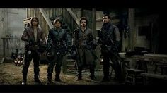BBC The Musketeers Trailer!!! Check it out, I have really enjoyed watching this series.