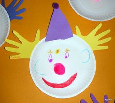 Tippytoe Crafts: clown