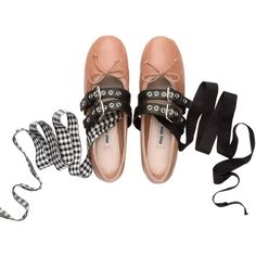Miu Miu´s Buckled leather and satin ballet flats is a must - Prêt à Pregnant T Strap Flats, Monk Strap Shoes, Strappy Shoes, Flat Shoes, Shoes Heels, Miu Miu Shoes, Miu Miu Ballet Flats, Ballerina Shoes, Ballet Shoes