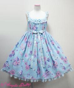 Sweetie Violetジャンパースカート