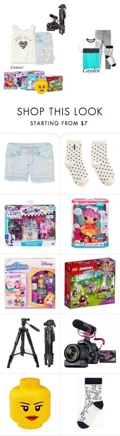"""Youtube:What I got From Dubai./ Camari's toy review"" by thedawsons on Polyvore featuring My Little Pony, Lalaloopsy, Disney, Eos and ROOM COPENHAGEN"
