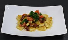 Sugar and Spice | Gnocchi an Butter-Tomaten-Sauce