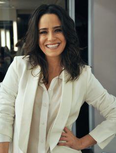 Fernanda-Vasconcellos cabelos médios post