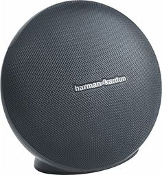 Harman/kardon - Onyx Mini Portable Wireless Speaker  http://topcellulardeals.com/product/harmankardon-onyx-mini-portable-wireless-speaker/?attribute_pa_color=gray  Wireless Bluetooth Streaming – Stream music wirelessly via Bluetooth to enjoy room-filling sound. Connect up to 3 smart devices at the same time and take turns playing music. Rechargeable Battery – Built-in rechargeable Li-ion battery supports up to 10 hours of playtime. Built-in Microphone – Harm