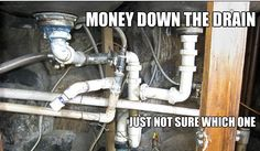 Don't let this happen to you! Call us for 24/7 plumbing services in Miami at 305-662-0668 or Fort Lauderdale at 954-468-0512 Visit this link for more information http://www.plumbers911.com/miami-plumber/