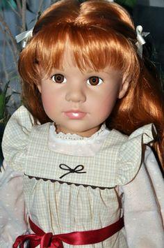 Анна Мария (Anna Maria) от Gotz 2002 год - лимитный выпуск / Коллекционные куклы (винил) / Шопик. Продать купить куклу / Бэйбики. Куклы фото. Одежда для кукол