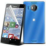Microsoft Lumia 950 XL TPU Clear Gel Case Cover Plus Free Gift, Screen Protector and a Stylus Pen, Order Now Best Valued Phone Case on Amazon! By FinestPhoneCases