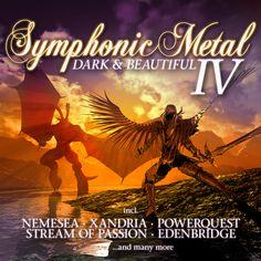 Symphonic Metal 4 Dark & Beautiful - Various Artists (ZYX)  EAN: 0090204728480