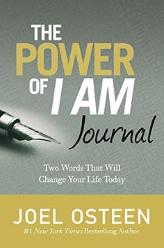 The Power of I Am Journal: Two Words That Will Change Your Life Today by Joel Osteen http://www.amazon.com/dp/1609418999/ref=cm_sw_r_pi_dp_7cumwb160PQX3