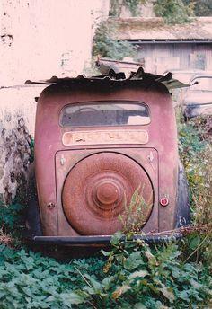 Rusty Renault