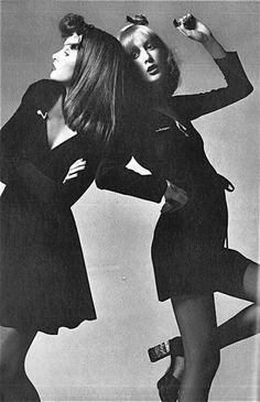 Appolonia and Donna Jordan